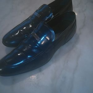 Men's size 44 or 11 Versace patent leather Shoes